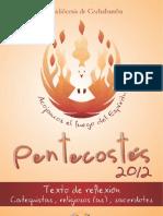 Reflexión para Pentecostés