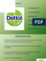 Dettol Presentation