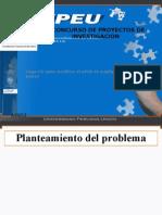 Diapositivas Del Concurso de Proyecto de Investigacion
