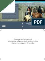 """Xochitl Leyva Solano y Shannon Speed. 2008. """"Hacia la investigación descolonizada"""