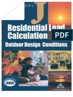 ACCA2011-Manual J-Residential Load Calculation-Outdoor Design Conditions.pdf