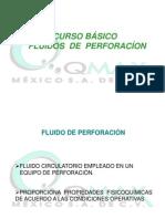 CURSO BÁSICO FLUIDOS DE PERFORACIÓN