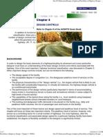 Design Controls in Highways