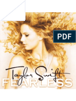 Taylor Swift- Fearless