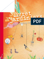 Livret Des Jardiniers - Mars 2013