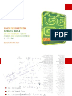 Theatertreffen Berlin 2004 Bericht