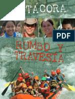Bitacora Rumbo y Travesia