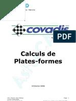COVADIS 2000-7  PLATEFORME