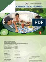 Recetario alimentario autóctono, Estelí, Nicaragua