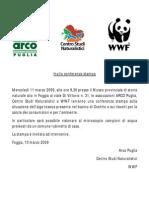Invito Conferenza Stampa Alga Tossica