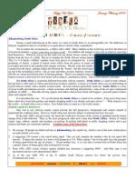 Christ for Africa Mission 01-02.09-Newsletter