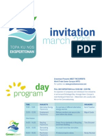Greentown_Uitnodiging 23 Maart 2013