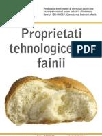 Proprietati Tehnologice Ale Fainii
