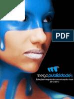 Catálogo Soluções Comunicação Visual