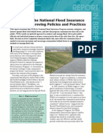 Levees and the National Flood Insurance Program