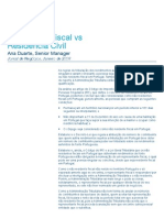 Residência Fiscal vs Residência Civil