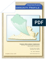Chesterfield County Virginia Community Profile
