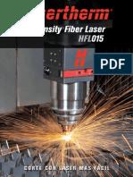 Cortadora Laser Hypertherm