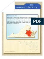 Richmond Virginia MSA Community Profile