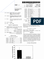 Enhancement of vascular function by modulation of endogenous nitric oxide production or activity (US patent 5891459)
