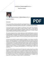 MODELOS DE SALUD Y ATENCIÓN PRIMARIA