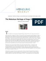 The Nebulous Legacy and Wealth of Hugo Chávez
