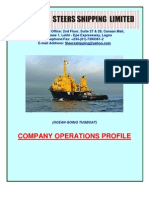 Steers Shipping Ltd Coy Profile