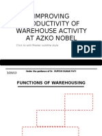Termiv_scm_ Improving Productivity of Warehouse Activity at Azko Nobel