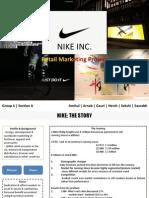 TERMVI RetailManagement NIKE