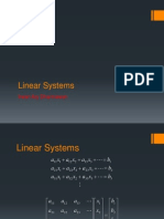 Linear System - Classic