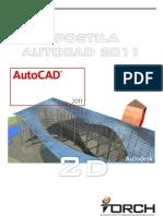 Apostila 2d Cad2011 (Torch)