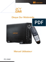 Manuel So Speaky HDMI FR