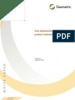 Cost Optimization Whitepaper