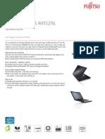 Ds Lifebook Ah552sl