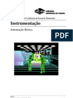 Automao industrial - SENAI - Instrumentao - Automao Bsica[1]