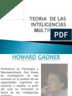 Diapositivas Inteligencias Multiples