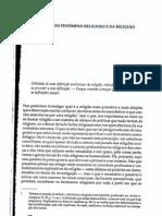 8913110 Emile Durkheim Definicao Do Fenomeno Religioso e Da Religiao (1)
