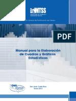 Manual para la Elaboración de Cuadros Estadisticos