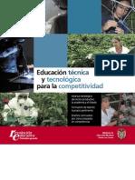 Guía No. 32 Educación técnica y tecnológica para la competitividad