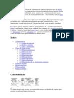 El dibujo técnico es un sistema de representación gráfica de diversos tipos de objetos