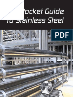 Stainless Steel Pocket guide
