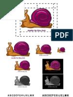 Week 09 Lab - Snail Logo Style Sheet