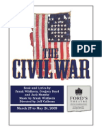 The Civil War Study Guide
