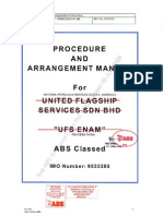 3-Procedure & Arr. Manual