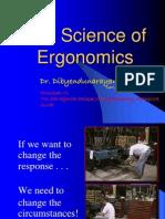 The Science of Ergonomics