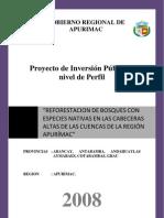 Perfil Final de Reforestacion.pdf