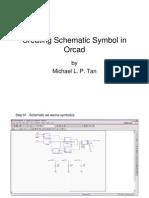 Creating Schematic Symbol in Orcad