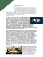 Encuentros y Desencuentros - More y Mariategui