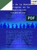 Impacto de Las Nuevas Tecnologías en La Comunicación Corporativa_Paulina Encalada