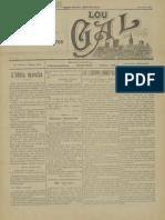 Lou Gal. - Decembre 1919 - N°102 (Cinquièma annada)